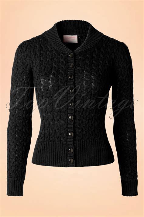 doubt cardigan  black