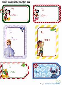 Disney Christmas Labels For Christmas – Fun for Christmas