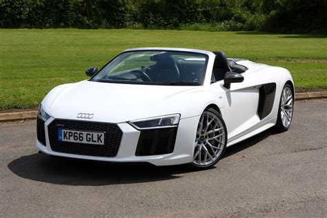 Audi R8 Photo by Audi R8 Spyder 2016 Photos Parkers