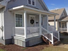 Vinyl Railing Utica Poly Enterprise Materials for Front Porch Railing