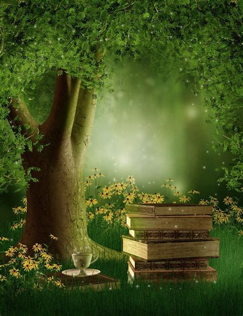 Tree Photo Backdrop by Child S Tale Forest Background
