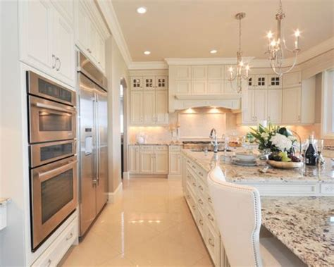 Kitchen With Marble Floors Design Ideas & Remodel Pictures