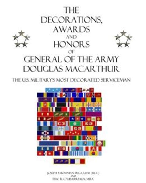 awards and decorations us army the decorations awards and honors of general of the army