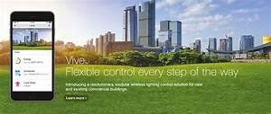 Lutron Vive Flexible Control