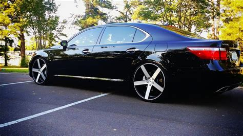 lexus rims 22 22 quot havana xo wheels staggered on ls600hl club lexus forums
