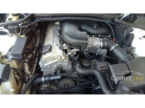 bmw 318i 1999 1 9 in perak automatic sedan white for rm 22 800 3590641 carlist my