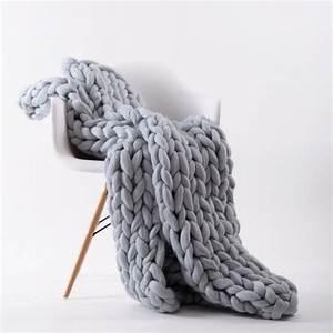 Chunky Knit Decke : ber ideen zu grobstrick decken auf pinterest schwere wolldecke stricken decken und ~ Whattoseeinmadrid.com Haus und Dekorationen