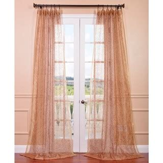120 inches sheer curtains overstock shopping the best