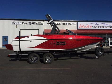 Axis Boats Idaho 2017 axis a20 na idaho boats