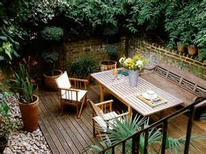 Garden Decking Design Pictures by Landscaping Ideas For Deck Gardens Hgtv