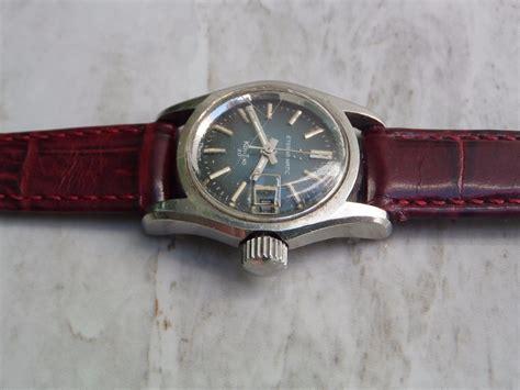 Reloj Eterna Matic Kontiki 20 Automatico Acero P/dama