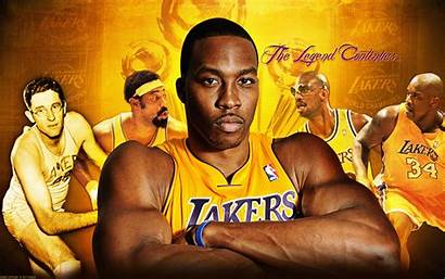 Lakers Dwight Howard Legendary Wallpapers Centers Angeles