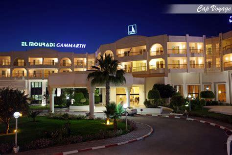 Hotel El Mouradi Gammarth, Tunis, Tunisie   Cap Voyage
