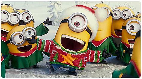 minions weihnachten trailer clip german deutsch youtube