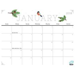 and crafty 2018 calendar imom