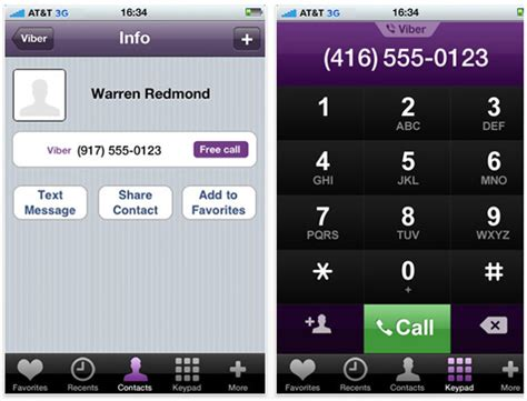 viber iphone viber for iphone joins the mobile voip race intomobile