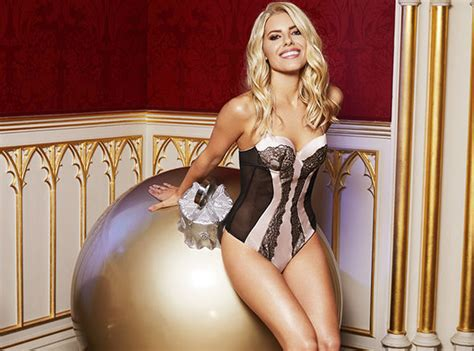 Strictly Come 2017 Mollie King Strictly Come 2017 Mollie King Bares All In Eye