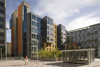 Housing Infill Student Residence Units Ehdd Halls