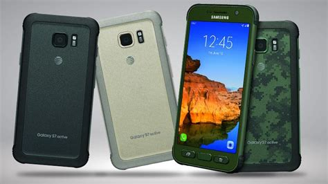 rugged galaxy s7 active coming to at t