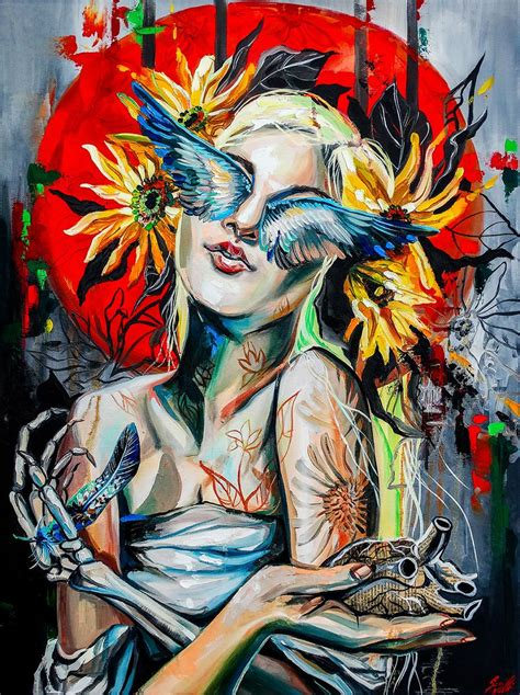 zodiac libra artist characters surreal painting zodiacs portraits signs through woman astrology fever crash paintings pisces horoscope reveals zodiacale bilancia