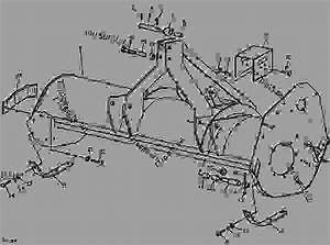 Mott Flail Mower Parts Diagram
