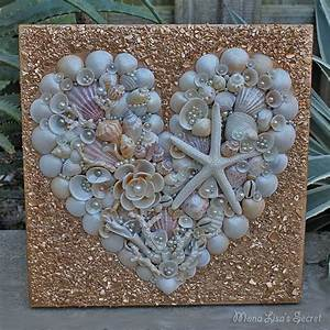 best 25 heart collage ideas on pinterest With what kind of paint to use on kitchen cabinets for sea shell wall art
