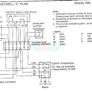 honeywell zone valve vf wiring diagram