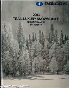 2003 Polaris 500 Classic 550  600  700 Classic Edge