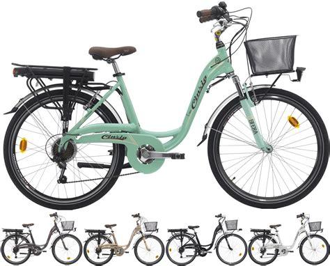 elektro fahrrad damen 26 zoll damen elektro fahrrad cinzia sfera e bike damenrad cityrad alu pedelec ebay