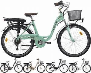 E Bike Klappräder : 26 zoll damen elektro fahrrad cinzia sfera fahrr der ~ Kayakingforconservation.com Haus und Dekorationen