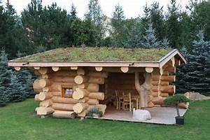 Holzhaus Für Garten : blockhaus f r den garten veenendaalcultureel ~ Whattoseeinmadrid.com Haus und Dekorationen