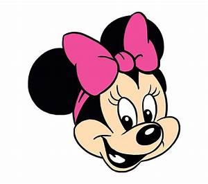 How To Draw Minnie Mouse In A Few Easy Steps