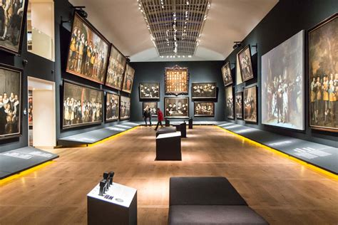 Amsterdam Museum Famous by The Best Art Galleries And Museums In Amsterdam