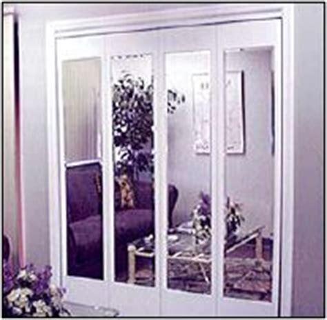closet doors with mirrors melamine raised with mirror