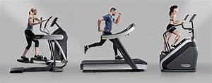 Fitness apparaten cardio