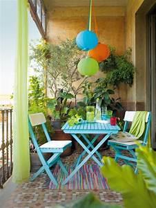 Lösungen Für Kleine Balkone : balkon ideen f r kleine balkone g ncel ve pop ler ~ Bigdaddyawards.com Haus und Dekorationen