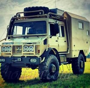Unimog camper. | Overlanding & expedition vehicles | Pinterest