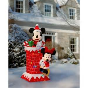 disney outdoor christmas decorations designcorner