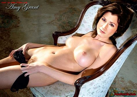 amy grant fake nude