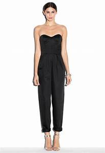 41 best black jumpsuit style images on pinterest black With how to dress up a black dress for a wedding