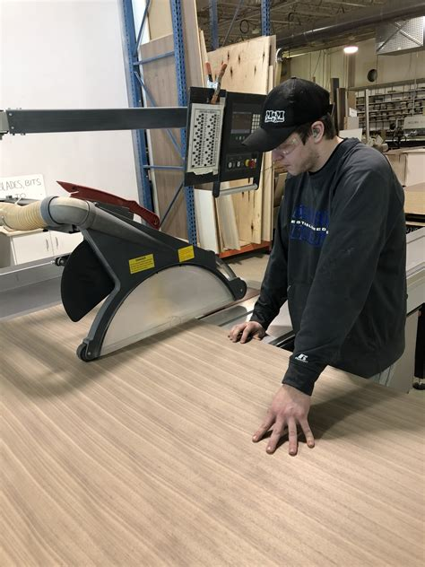 ind partnership launches woodworking careers