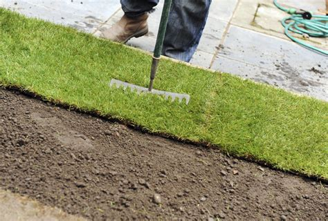 grass installation 3 diy artificial lawn installation tips artificial grass recyclers