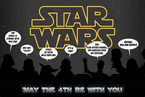 The Silicon Graybeard: Happy Star Wars Day