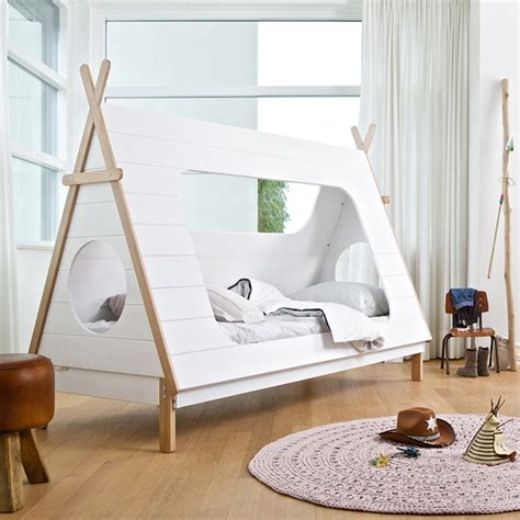 chambre bébé complete ikea teepee cabin bed in white solid pine cabin beds