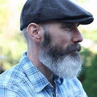 Bald Men with Grey Beards