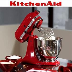 KitchenAid Artisan Stand Mixer 5KSM175PS Empire Red Cook