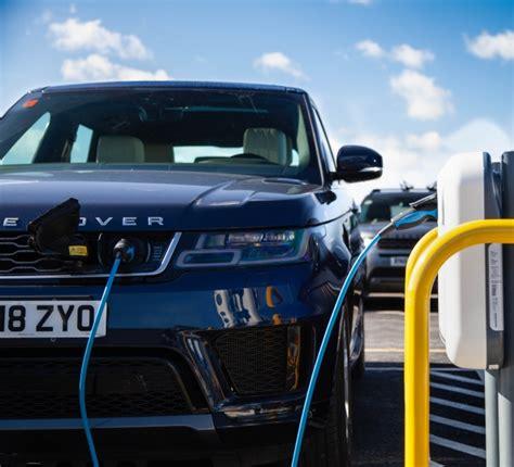 jaguar land rover bmw announce electrification