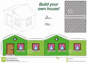 paper house template - Google-søk | paper houses ...