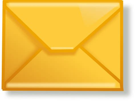 email clipart mail clip at clker vector clip