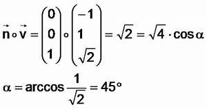 Nc Berechnen : mathematik f r die berufsmatura vektorgeometrie winkelberechnung ~ Themetempest.com Abrechnung